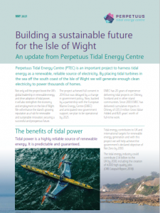 An image of the PTEC Consultation Newsletter